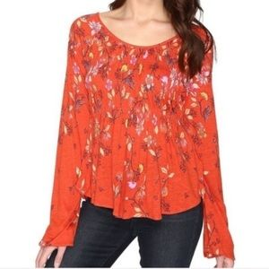 Free People Dahlia blouse NWT